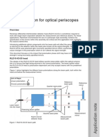 Mirror Selection for Optical Periscopes