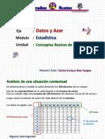 Conceptos de Estadística Basica (1)