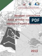 Indagine Conoscitiva Sulle Attivita Economiche Presenti a Porto Marghera
