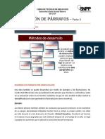 Técnicas de Redacción PARRAFOS - Parte 3  Corregido.pdf