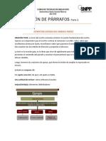 Técnicas de Redacción PÁRRAFOS -  parte 2 Corregido.pdf