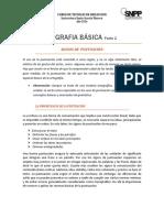 Técnicas de Redacción Ortografía Básica Parte 2 PDF