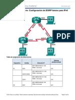 7.4.3.5 Lab - Configuring Basic EIGRP for IPv6_JOHN_EDWARD