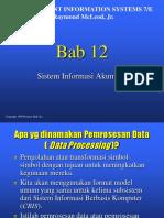 Terjemahan - bab12 - sistem informasi akuntansi-akunting - ina.ppt