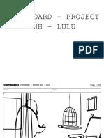 Storyboard - Project 48h - Lulu