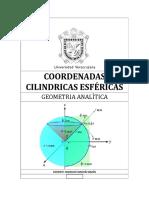 COORDENADAS CILINDRICAS ESFÉRICAS.docx
