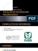 Escalas de Valoracion Neurologica Innn