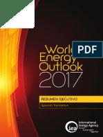 Eco WEO 2017 ExecutiveSummary Spanish Version