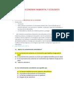 CUESTIONARIO DE ECON. AMBIENTAL