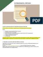 PLAN DE ESTUDIO PARA PRINCIPIANTES ¡TÁCTICAS!.docx