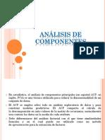 Diapositivas de Analisis de Componentes Principales