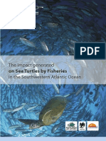 WWF Diagnostic Impact of Fisheries on Turtles in SWA - 2006
