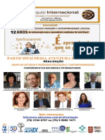 Cartaz Educon - Palestrantes 2018
