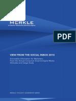 Social Inbox 2010 WPaper Final