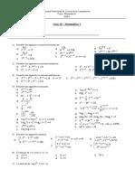 2018-01 MB-ING Guia 10 - Funciones Exponenciales y Logaritmicas.pdf