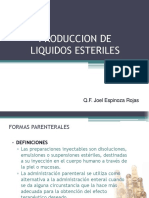 Productos Liquidos Esteriles Agosto 2013