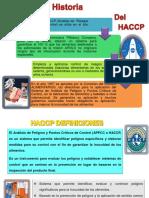 Historia Haccp