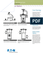Eaton Fabricated Pipeline Strainer Configuration Options[1]