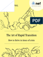 The Art of Rapid Transition