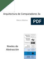 Clase - Arquitectura de Computadores 3a