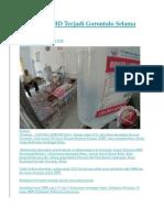 200 Kasus DBD Terjadi Gorontalo Selama 2015