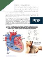 Ficha Aprendo a Tomar El Pulso