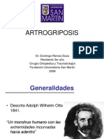 Artrogriposis Domingo