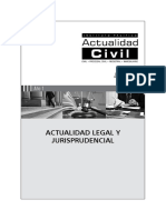 Actualidad Legal y Jurisprudencial