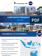 AKRA Corporate Presentation Apr'17