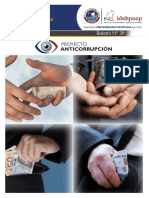 Proyecto Anticorrupcion - Idehpucp - Boletin - Julio 2014