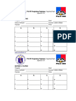 Phil IRI Answer Sheet Grade 4 English and Filipino