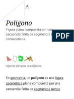 Polígono - Wikipedia, La Enciclopedia Libre