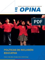Boletin Cne Opina 39 Inclsion Educativa