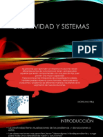 Creatividad y Sistemas