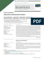 Depresión en Artritis Reumatoide