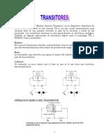 Transistores PARTE 1