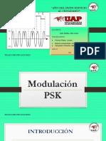 Modulación PSK