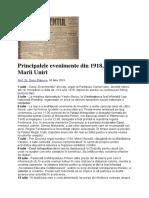 Principalele evenimente din 1918.docx