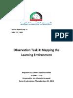 observation task 3