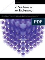 Modelling and Simulation in Transportation Engineering