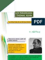 Paradigmas Kuhn