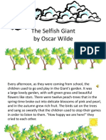 The Selfish Giant Story