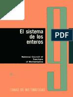 Sistema de Los Enteros