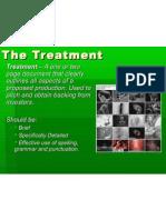 Treatment Writing