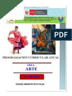 Programa Anual Arte 1 Año 2015 Original