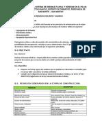 Mejoramiento Del Sistema de Drenaje Pluvial y Veredas en El Psj