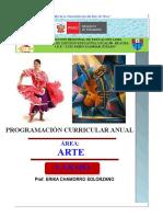 Programa Anual Arte 4 Año 2016 Original Ultimo