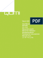 Vivitek Q3 Plus User Manual English