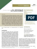 Valvular Heart Diseases Epidemiology and New Treatment Modalities