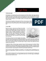 Tyr-fira - MERP Tyr Fira
